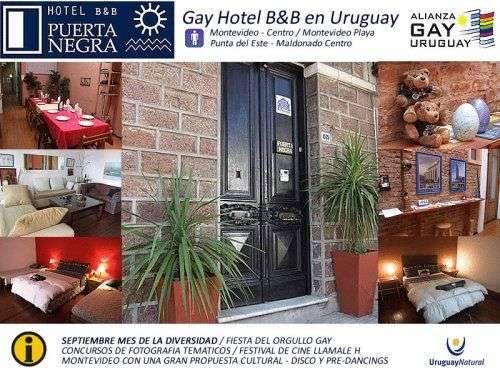 Próxima apertura del Hotel La Puerta Negra en Buenos Aires