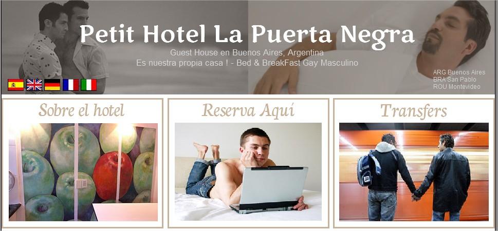 Próxima apertura del Hotel Puerta Negra en Buenos aires